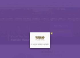 vialandpalacehotel.com