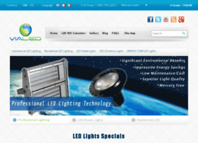 vialedlights.com