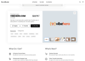 vibehero.com
