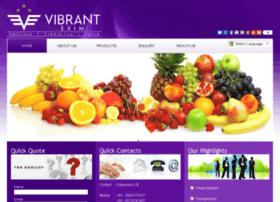 vibrantexim.com