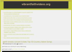 vibrantfaithvideos.org
