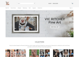 vic-ritchey.artistwebsites.com