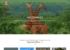 vicconsultsafaris.com