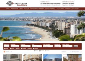 vicentebayoinmobiliaria.com