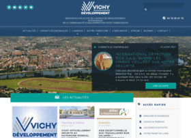 vichy-economie.com