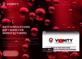 vicinitymanufacturing.com