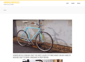 vickersbicycles.co.uk