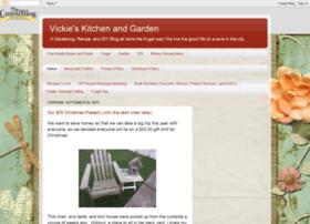 vickieskitchenandgarden.com