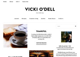 vickiodell.com