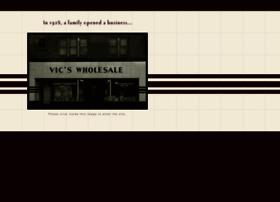 vicswholesale.com