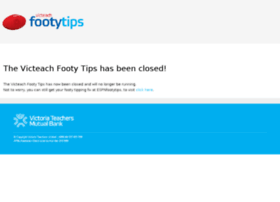 victeach.footytips.com.au