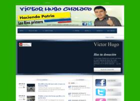 victorhugochalaco.com