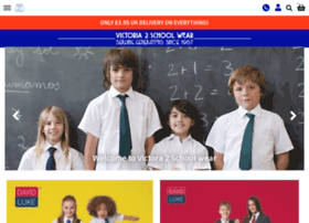 victoria2schoolwear.co.uk