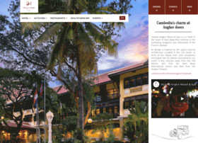 victoriaangkorhotel.com