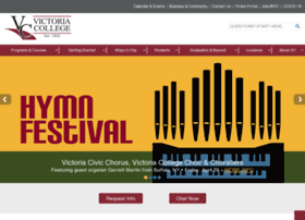 victoriacollege.edu