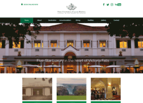 victoriafallshotel.com