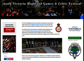 victoriahighlandgames.com