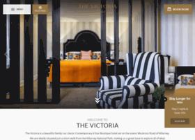 victoriahousehotel.com