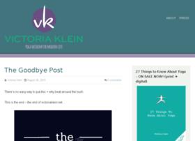 victoriaklein.net