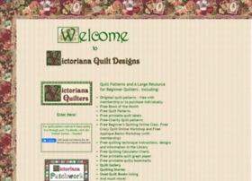 victorianaquiltdesigns.com