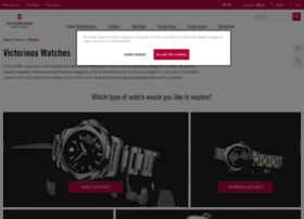victorinoxwatches.com