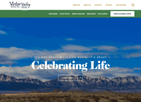 victorvalleymortuary.com