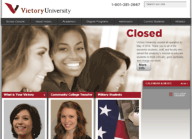 victory.edu