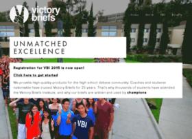 victorybriefsinstitute.com