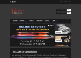 victorytemple.org