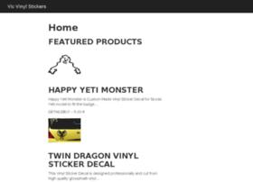 vicvinylstickers.co.uk
