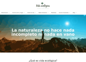 vidaecologica.info