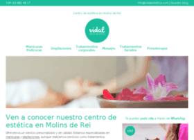 vidalestetica.com