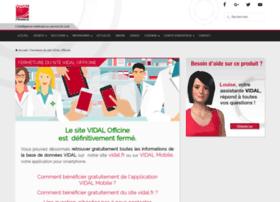 vidalofficine.fr