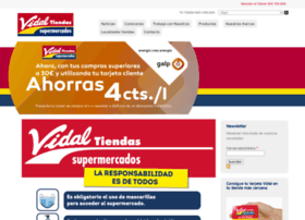 vidaltiendas.com