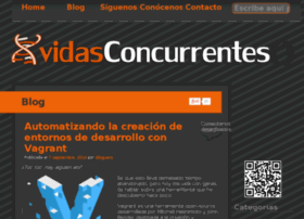 vidasconcurrentes.com