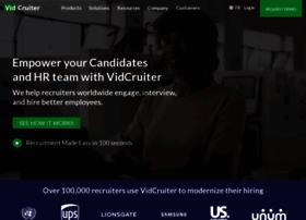 vidcruiter.com