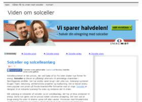 viden-om-solceller.dk