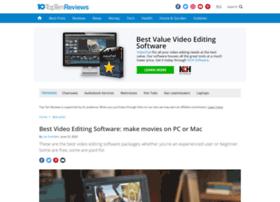 video-editing-software-review.toptenreviews.com