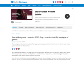 video-game-consoles-review.toptenreviews.com