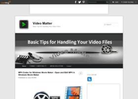video-matter.over-blog.com