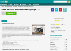 video-recorder-webcam-recording-script.soft112.com