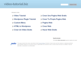 video-tutorial.biz