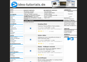 video-tutorials.de