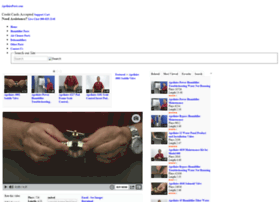 video.aprilaireparts.com