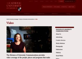 video.cua.edu