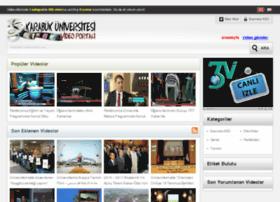 video.karabuk.edu.tr