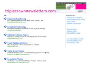 video.triplecrownnewsletters.com