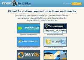 video2formation.com