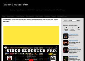videoblogsterpro.com