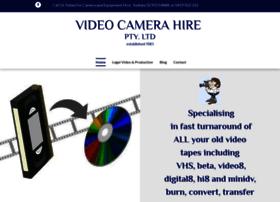 videocamerahire.com